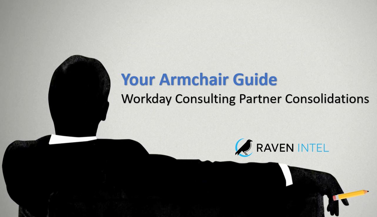 Your Armchair Guide to Workday's Consulting Partner Consolidations